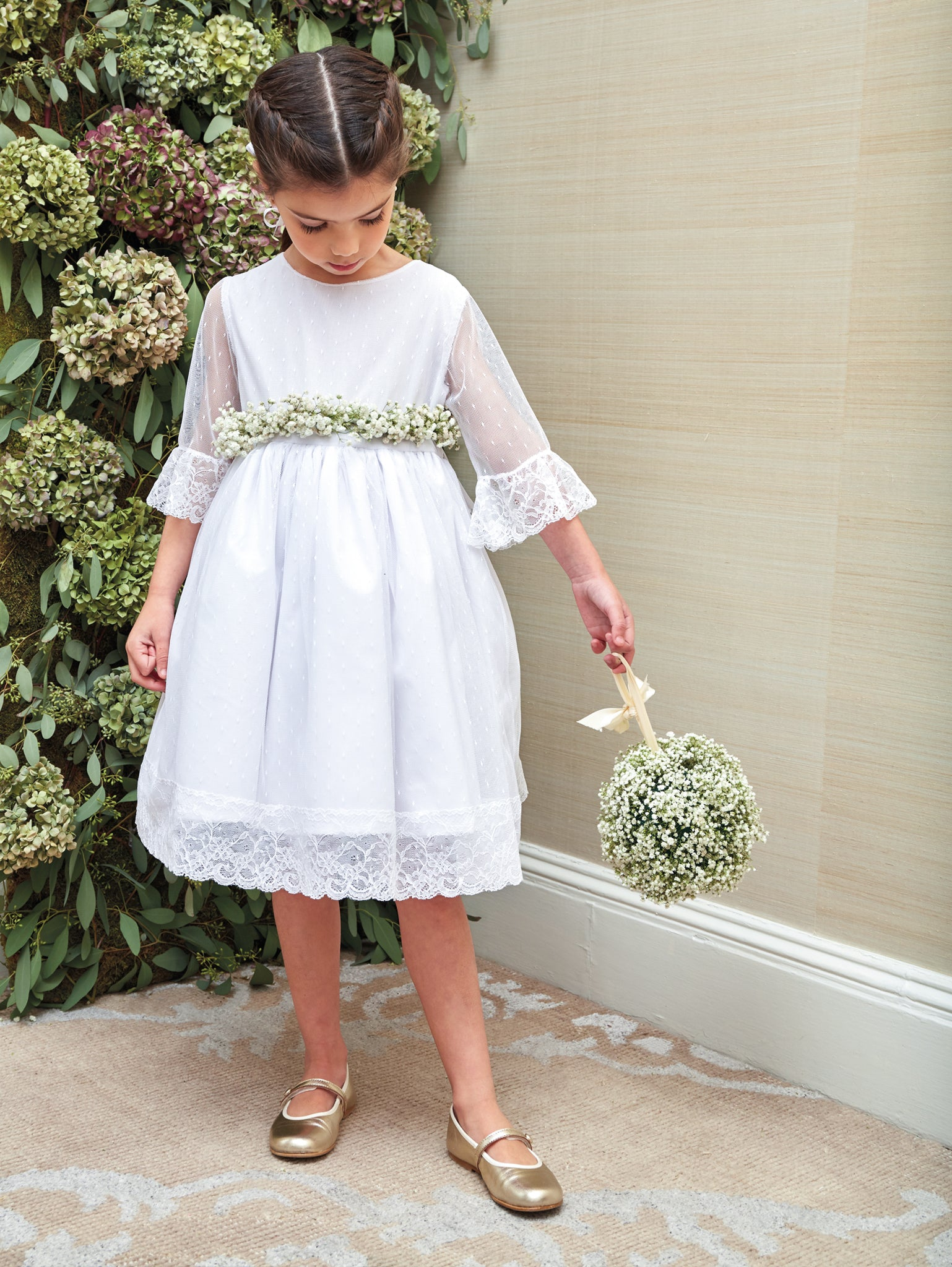 Darling Lace Special Occasion Dress