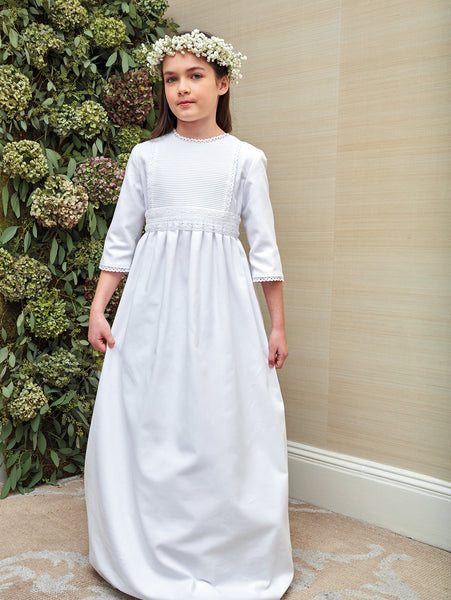Chic First Communion Traditional Dress