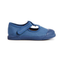 Kids' Childrenchic® T-Band Sneaker in Indigo