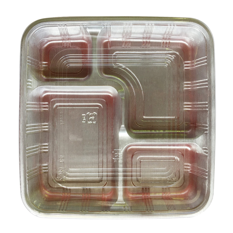 *DXHS-52 BENTO BOX FOOD PACKAGING TRAY / 50PC
