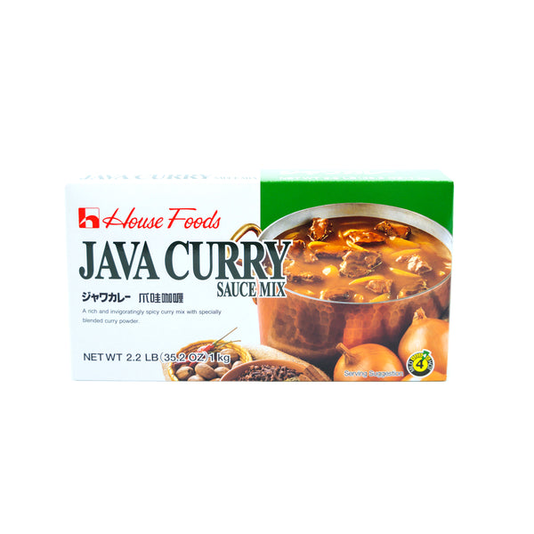 JAVA CURRY ROUX 1kg