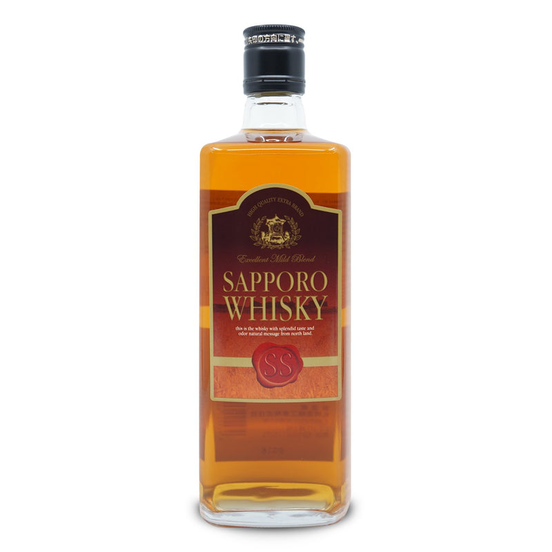 *SAPPORO WHISKY SS 720ml