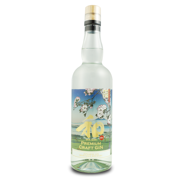 *WA GIN PREMIUM CRAFT GIN 700ml