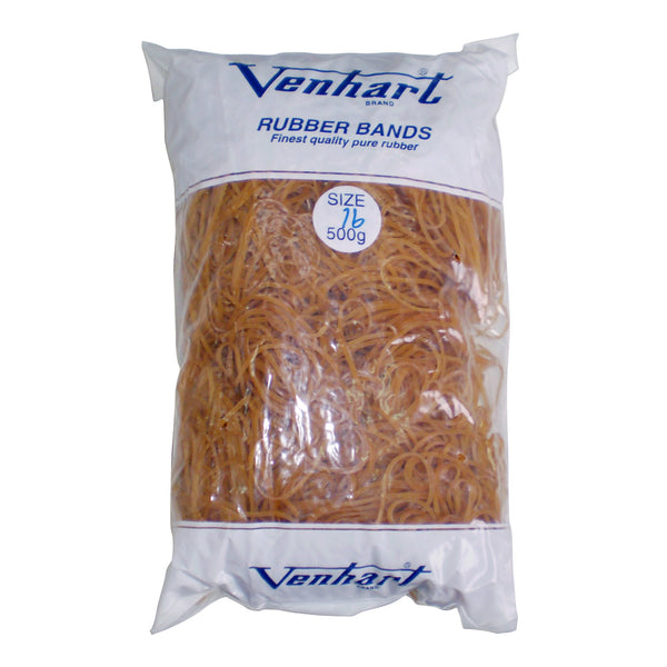 *RUBBER BANDS 500G / BAG NO.16