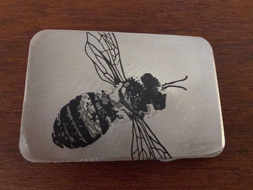 Bee Belt Buckle