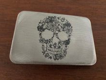 Load image into Gallery viewer, Skull belt buckle