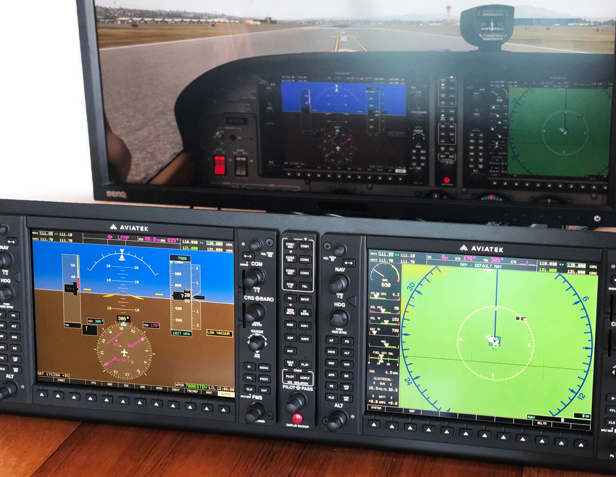Garmin G1000 Desktop Trainer for X-Plane