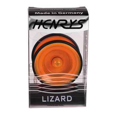 Yo-Yo Lizard - orange