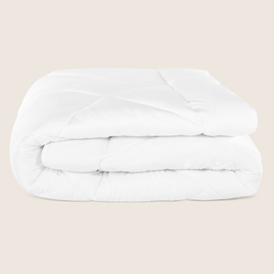 Queen-Size Eucalyptus, Hypoallergenic, Cooling Comforter. Eco-Friendly 100% Recycled Down Alternative Fill
