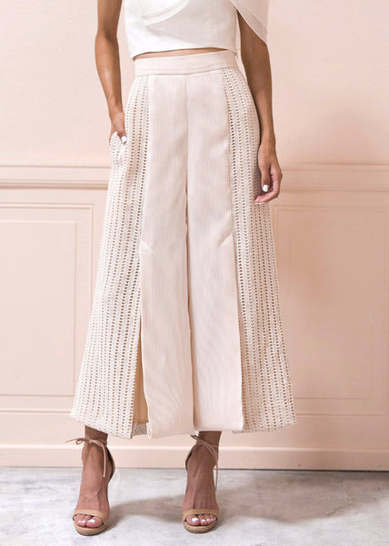 Kamauri Pant in Cream