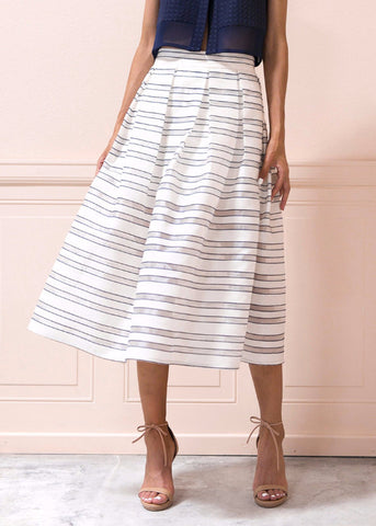 Andrea Dress in Stripe