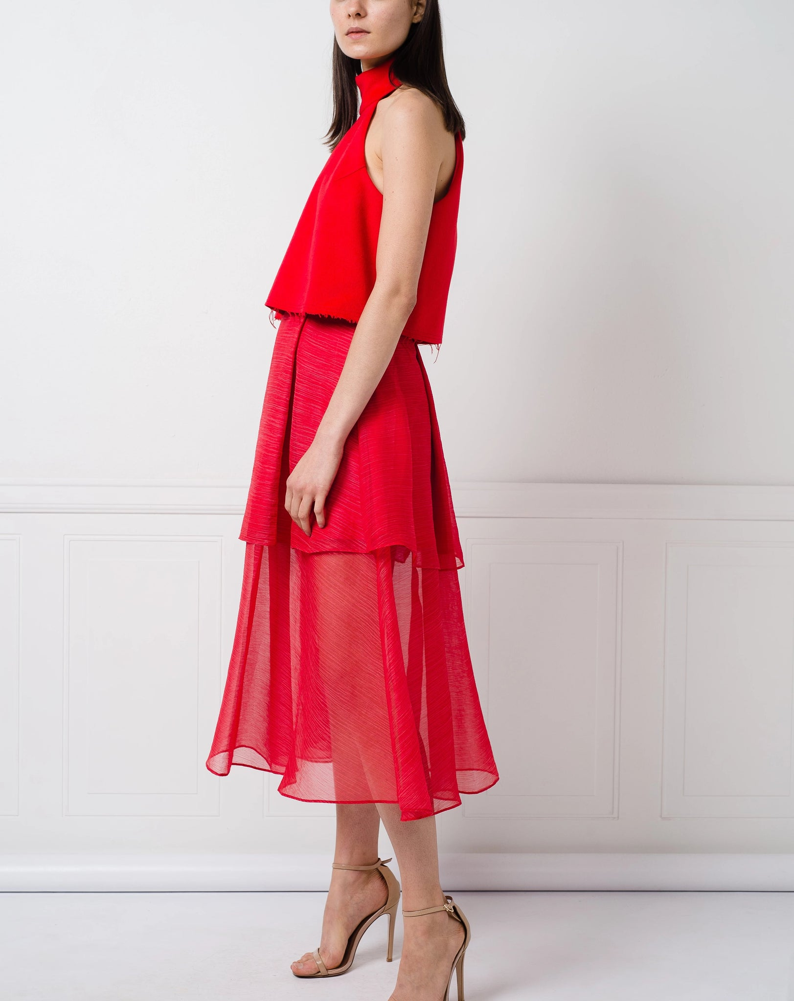 Dany Skirt in Red