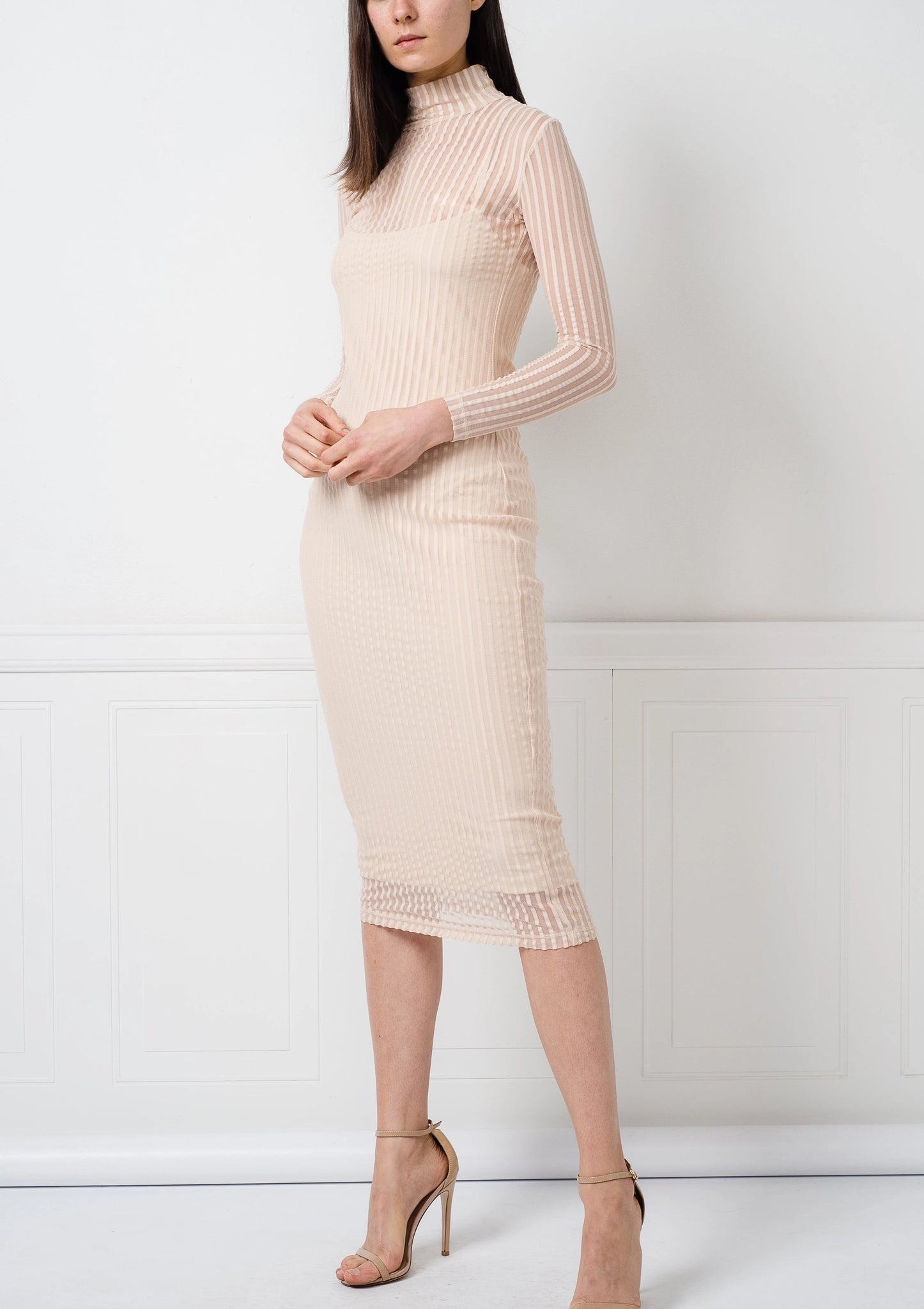 SALE | Margaux Dress in Stripe