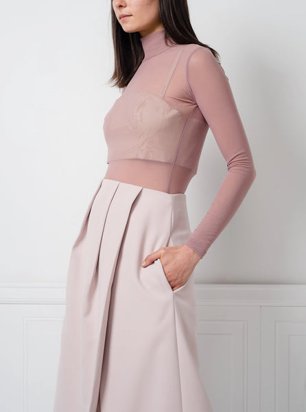 SALE | Angelina Top in Rose