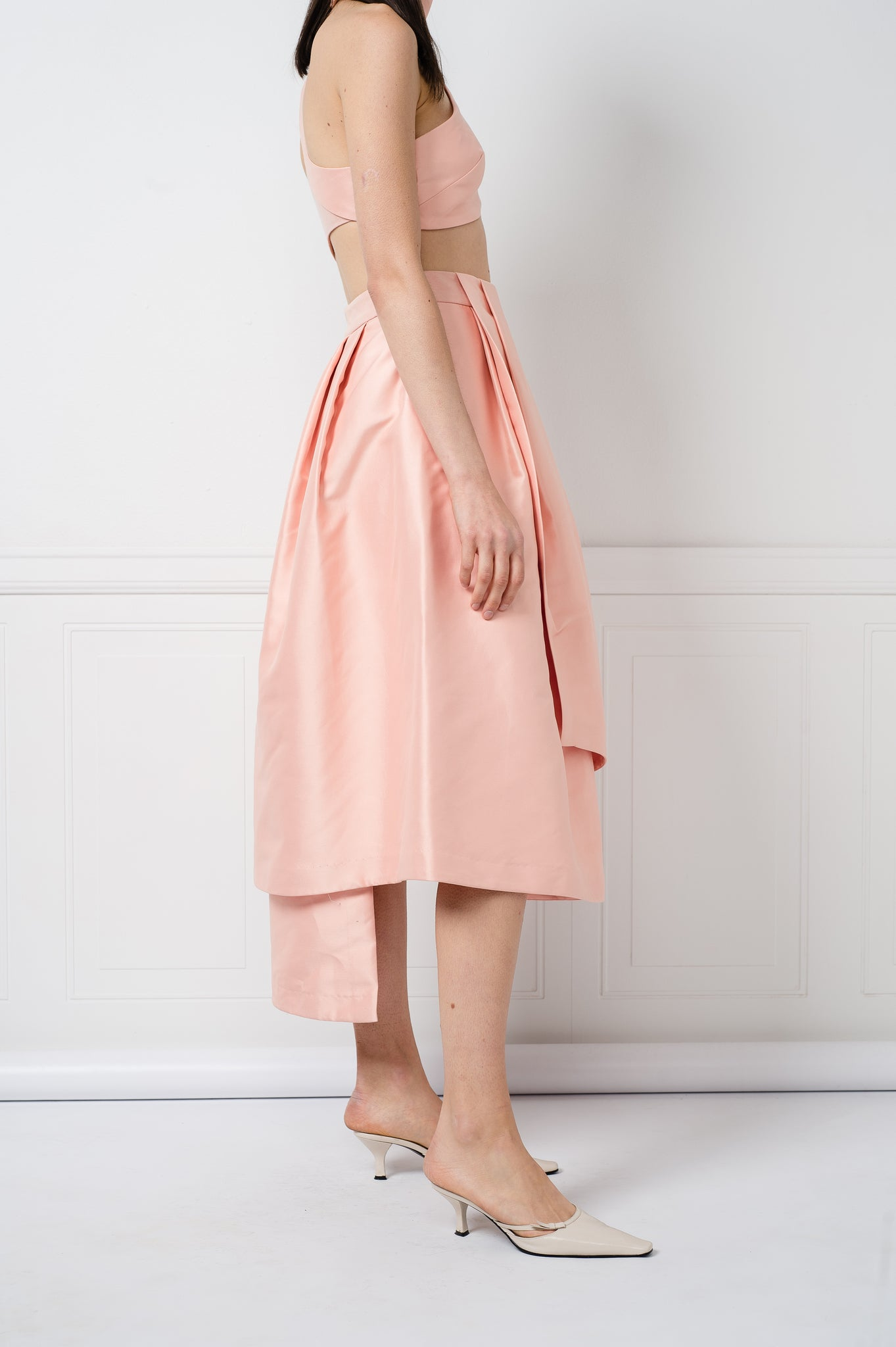 SALE | Kiok Skirt in Peach