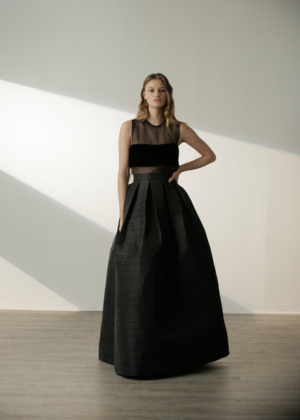 Allie Skirt in Black