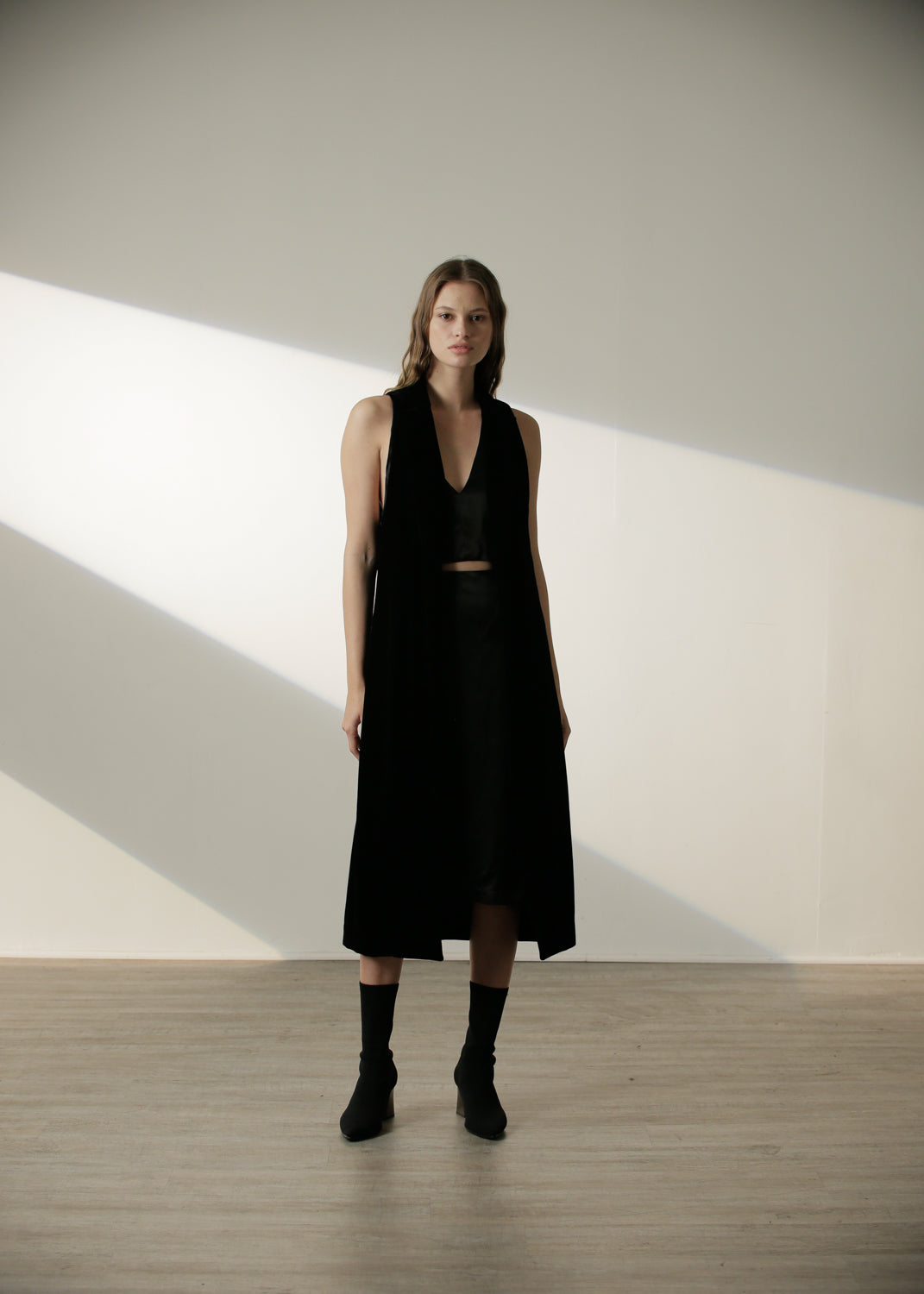 Rachel Dress in Black
