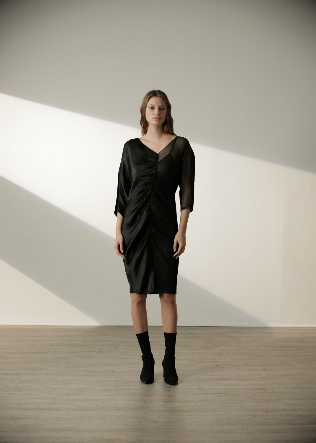 Sylvia Dress in Black