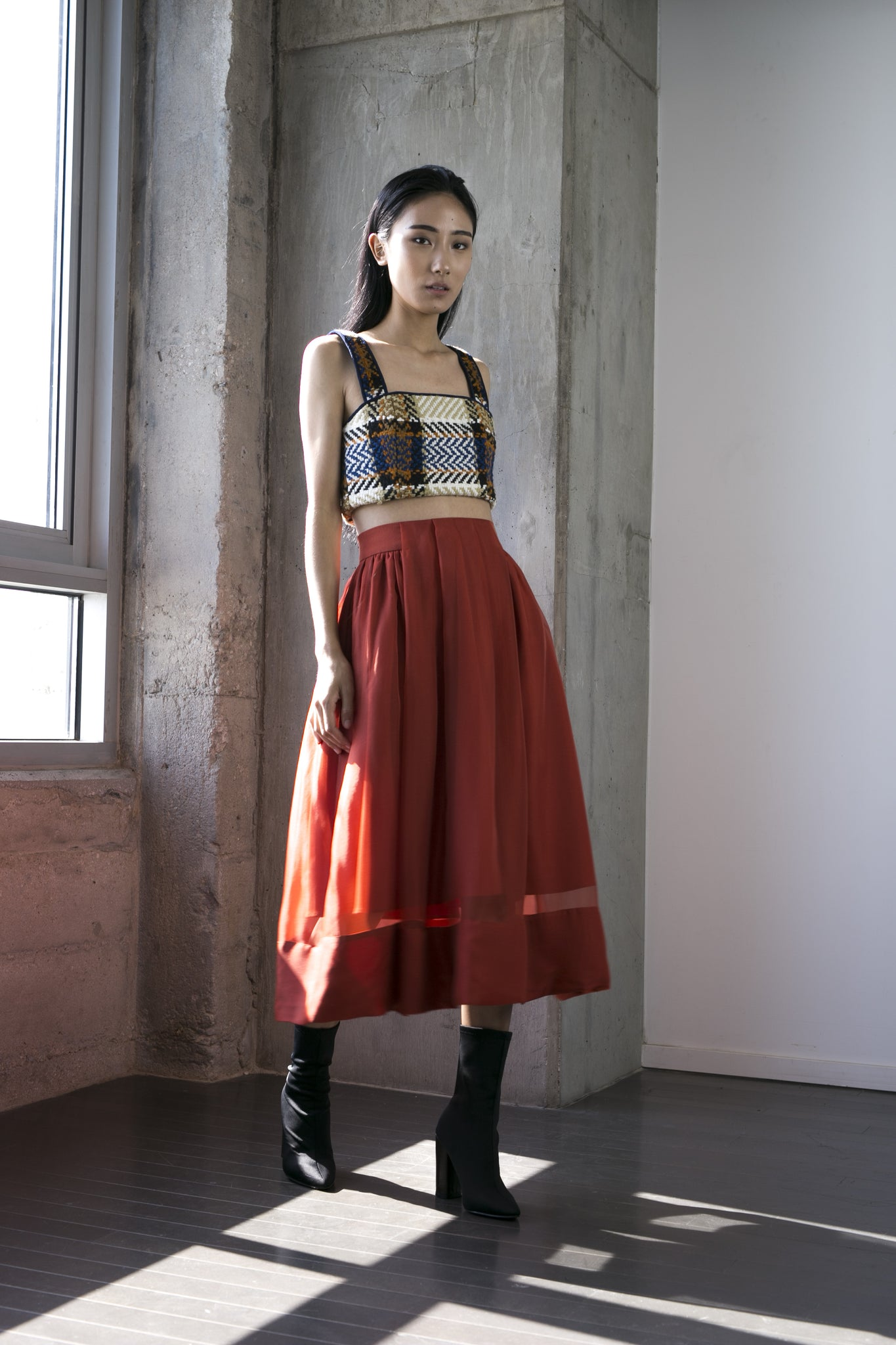 Ann Skirt in Rust