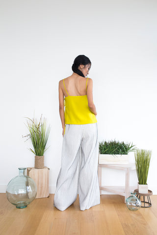 Gemma Top in Citrine