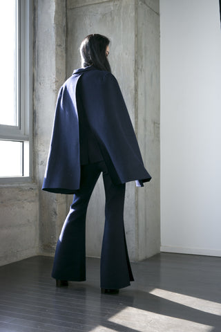 Madeline Cape in Navy