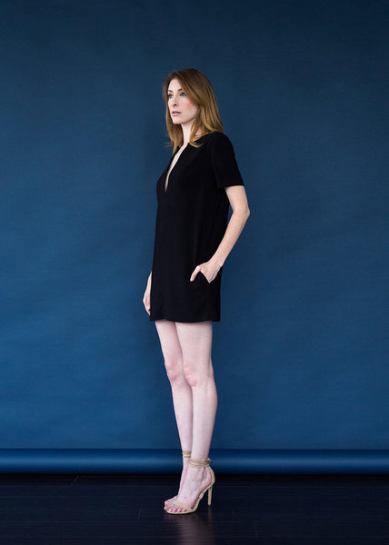 Annie Dress in Black