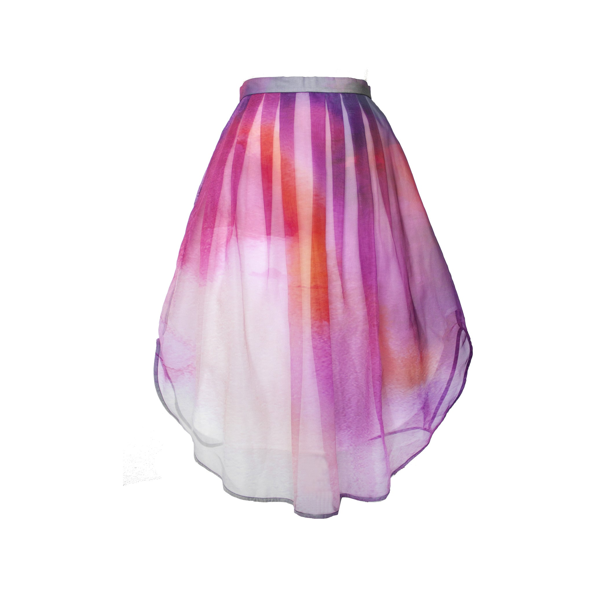 Juliet Skirt in Watercolor