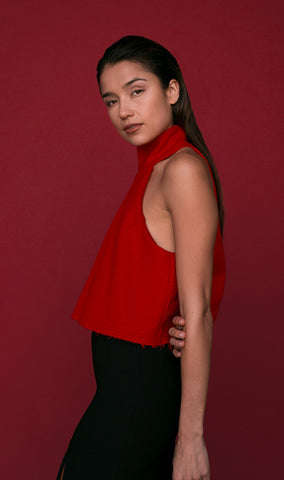 SALE | Kaitlyn Top in Red