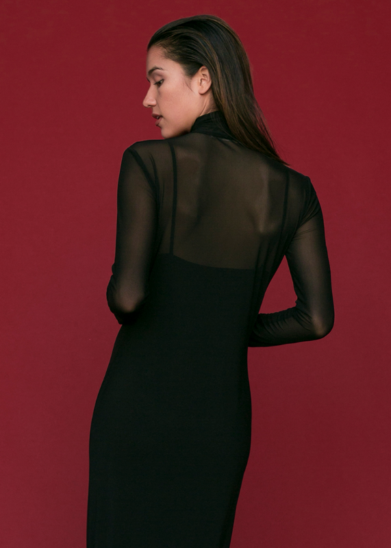 Margaux Dress in Black