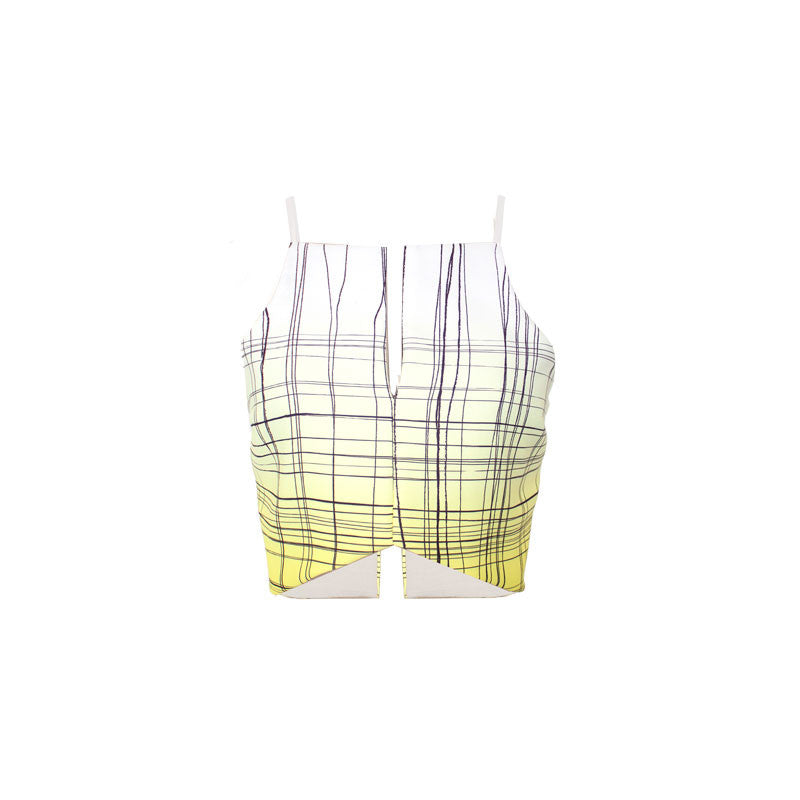 Maxine Reversible Top in Tie-the-Knot