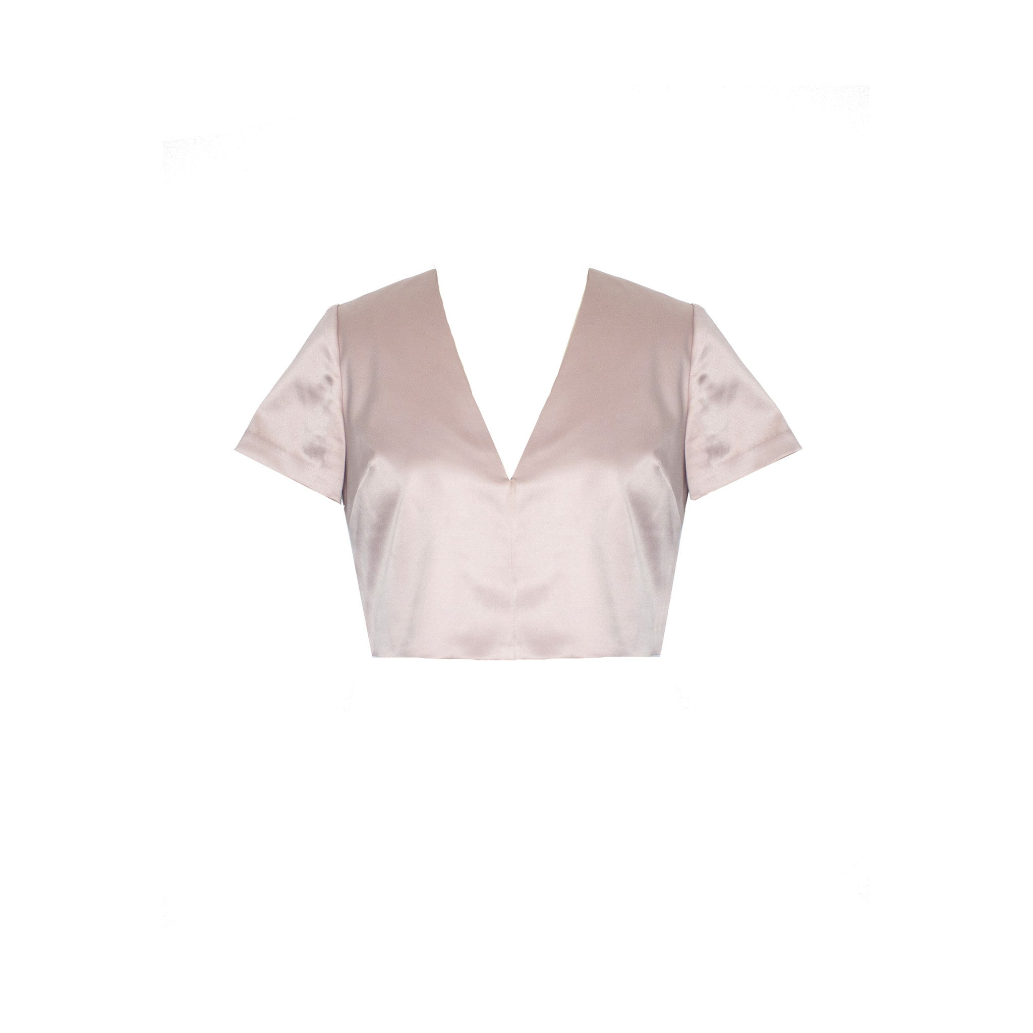 Nadya Top in Teacup Pink