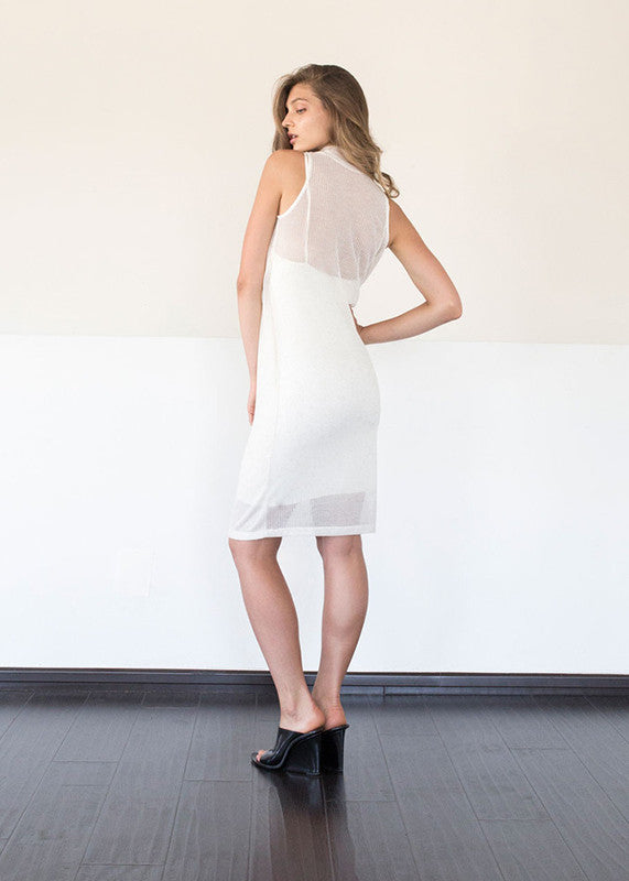 Sabrina Dress in Soy