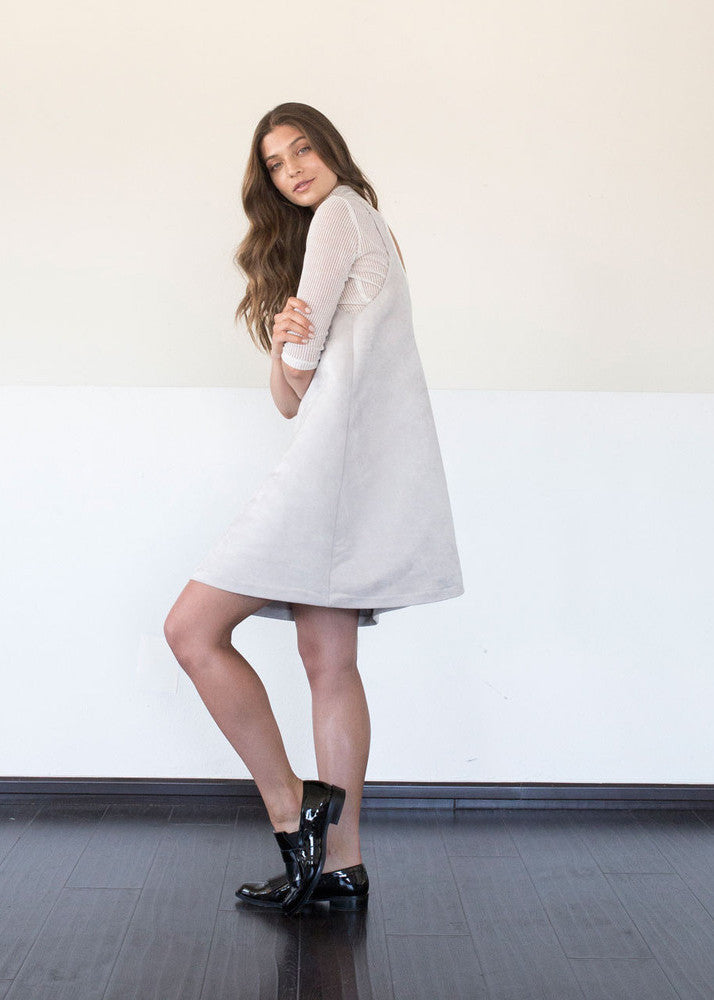 Sisilia Dress in Latte