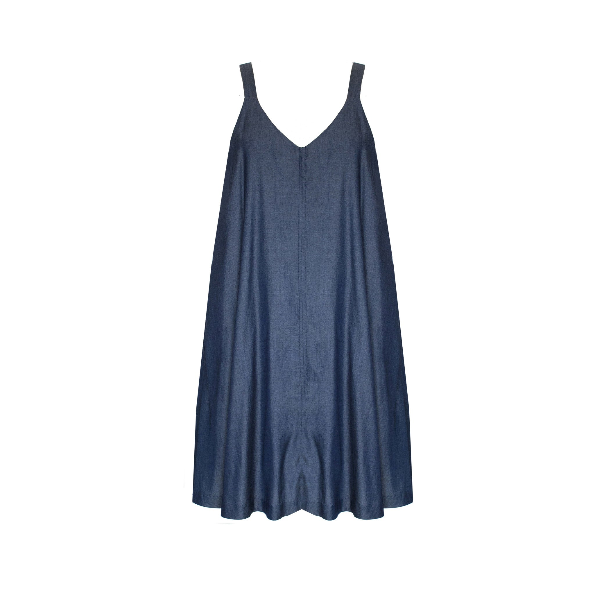 Sisilia Dress in Blue