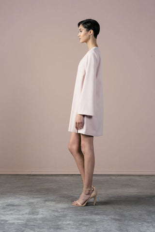 Bardo Dress in Rosé