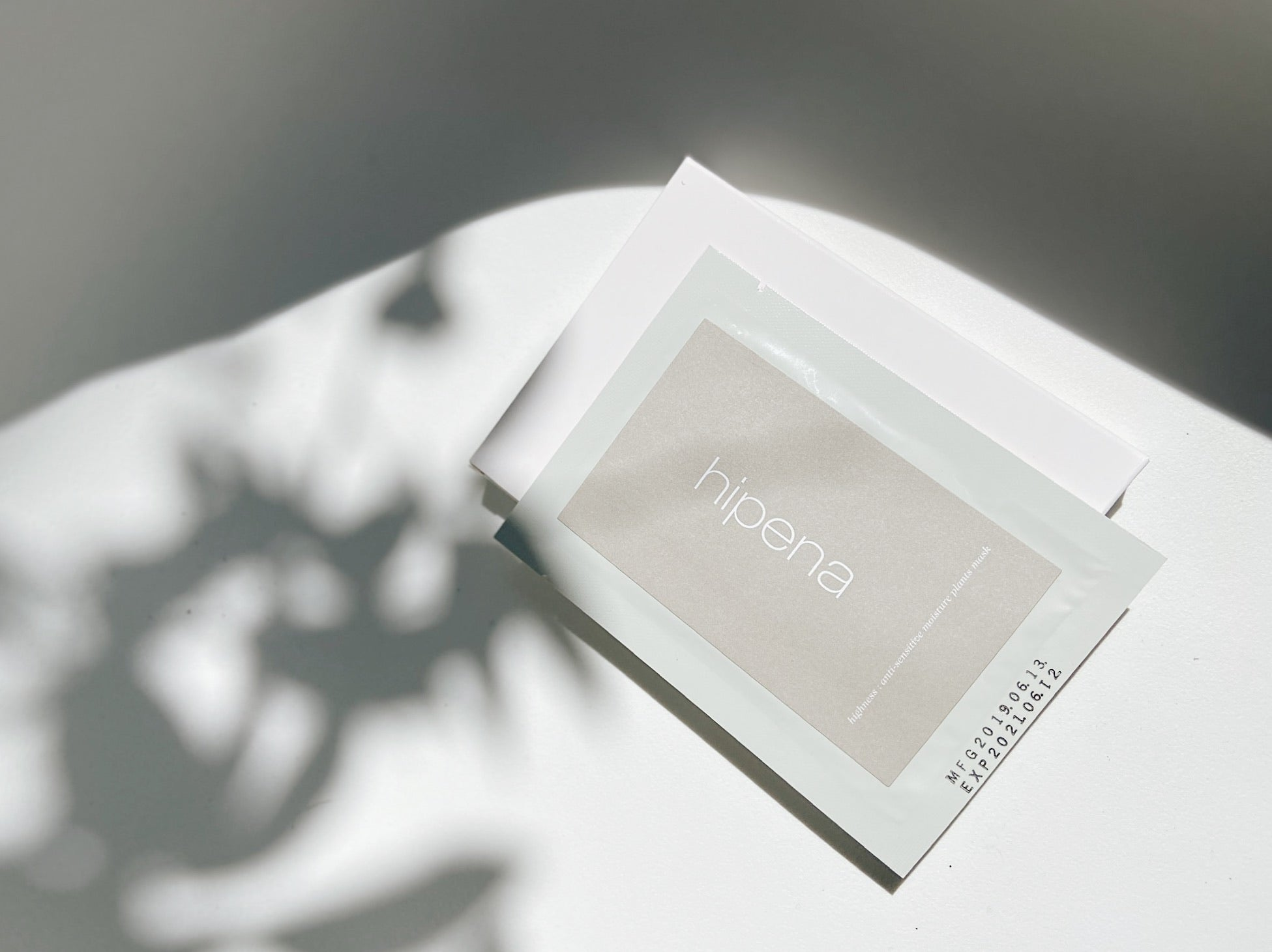 Hipena - Hydration Face Mask