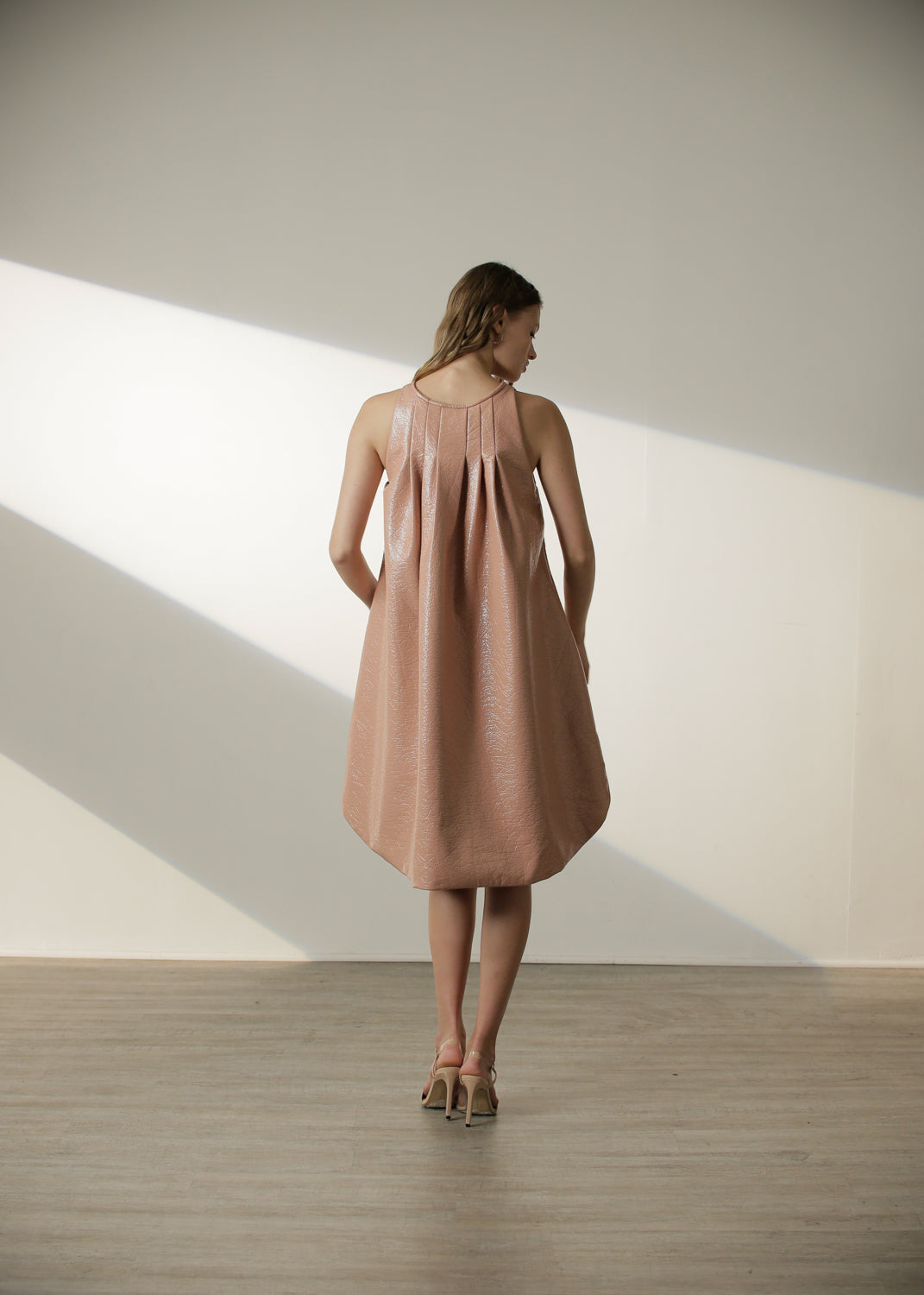 Stella Dress in Rose