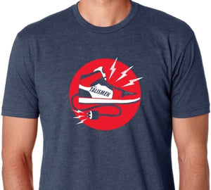 The Talismen: Electric Shoes T-Shirt