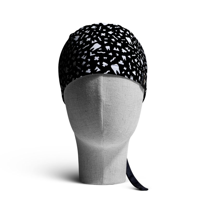 "The ""Cutouts"" WooCap Skull Cap Front"