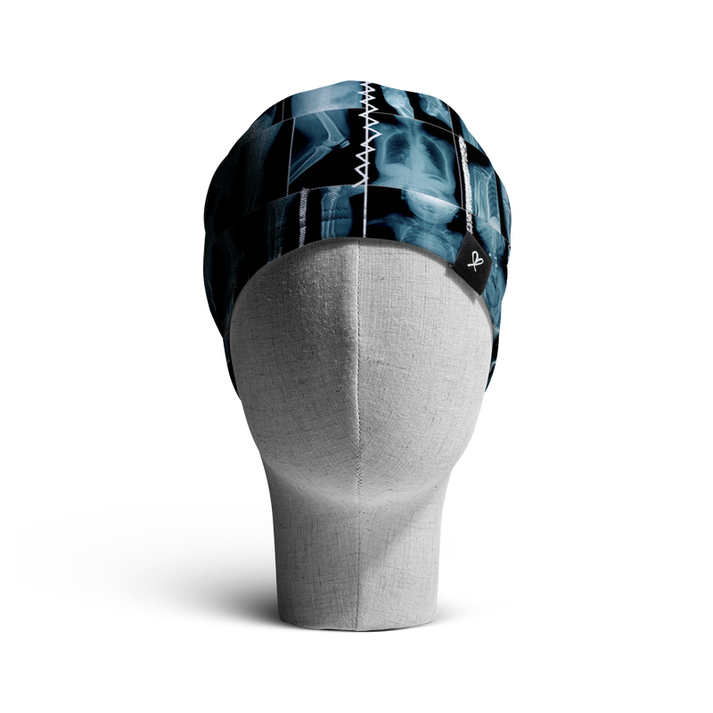 The Lightbox WooCap Loose Beanie Front