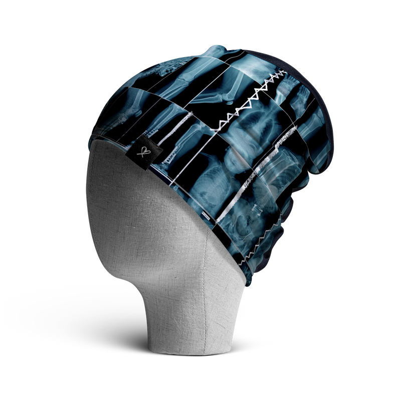 The Lightbox WooCap Loose Beanie Side