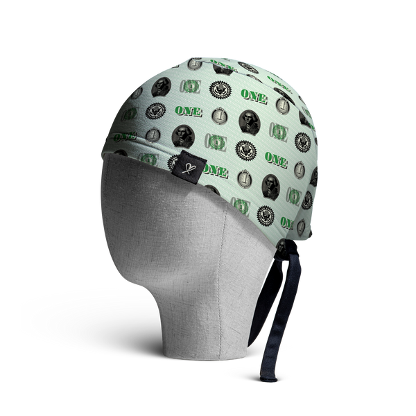 "The ""One"" WooCaps Skull Cap Side"