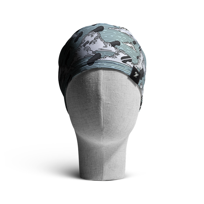 WooCaps Beauty Sleep Loose Beanie Front View