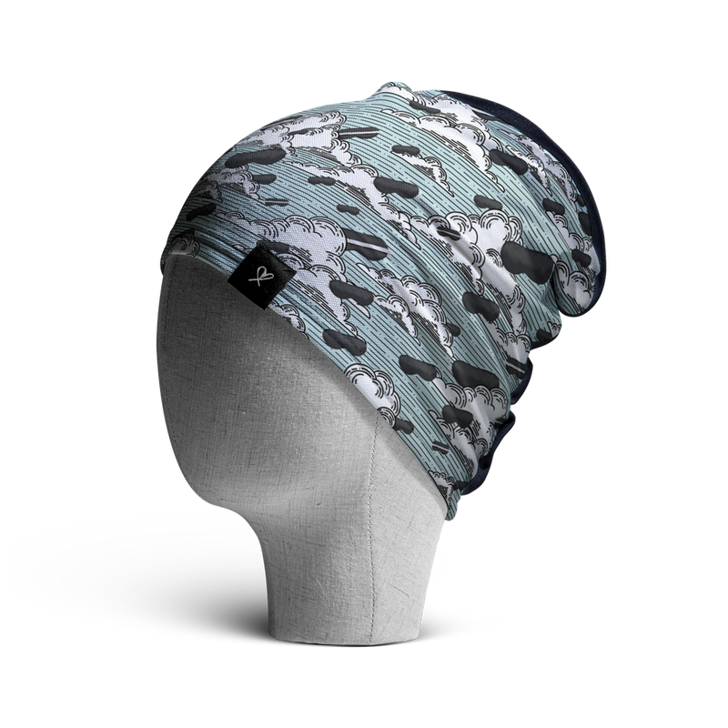 WooCaps Beauty Sleep Loose Beanie Side View