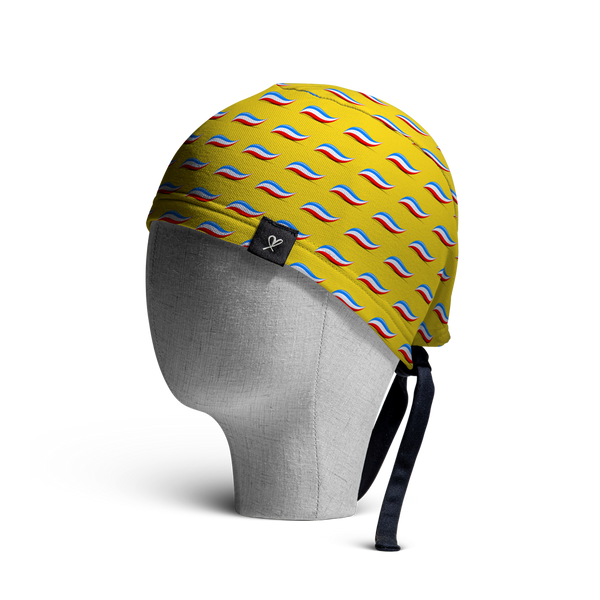 WooCaps Oral Fresh Scrub Cap Side View