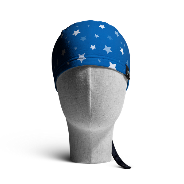 WooCaps Make A Wish Scrub Cap Front View