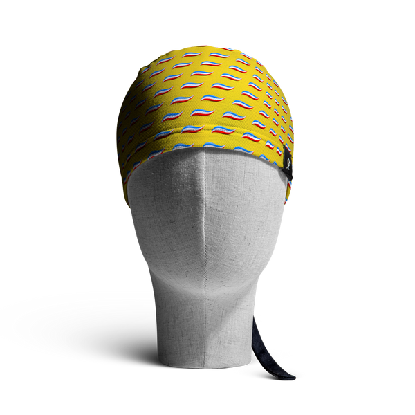 WooCaps Oral Fresh Scrub Cap Front View