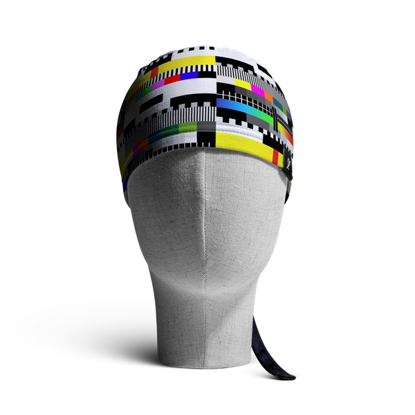 "The ""Test Signal"" WooCap Skull Cap Front"