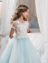 Load image into Gallery viewer, Aria Flower girl dress