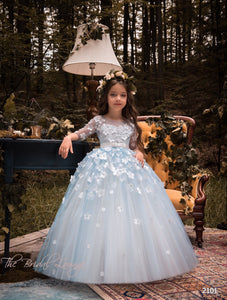 Mabel Flower Girl Dress